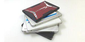 Aktuelle SSDs für den Mac im Test
