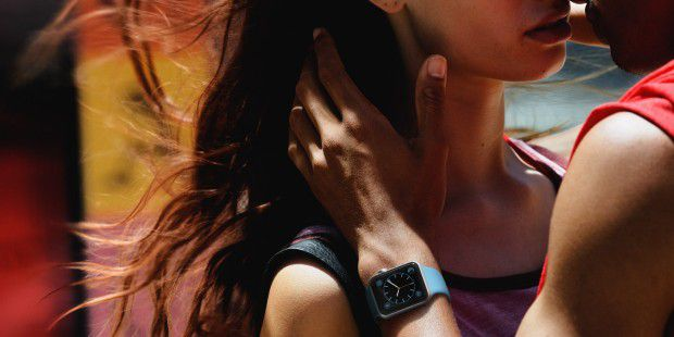 Sportuhren contra Apple Watch
