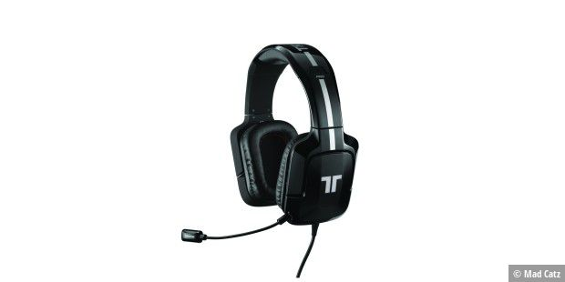 Tritton Pro+ 5.1-Headsset im Test
