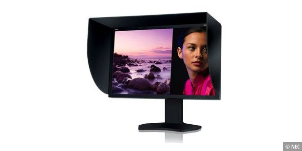 NEC Spectraview Reference 302, Profi-Display im Test