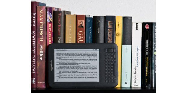 Kindle Unlimited: All you can read für 10 US-Dollar im Monat