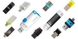 Die besten USB-Sticks, die PC und Smartphone unterstützen