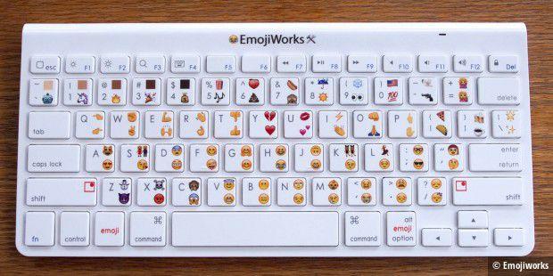 Tastatur emoji mit für lovoo Designer Wireless