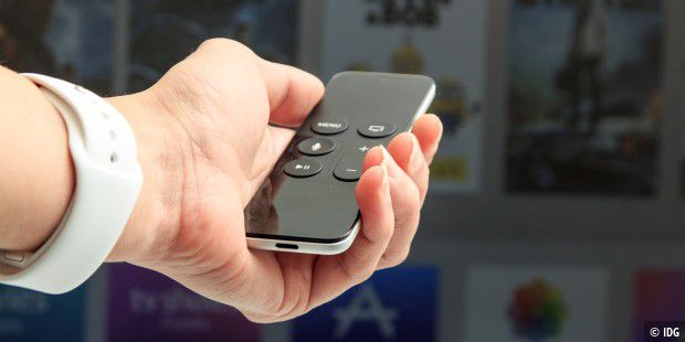 Apple TV 4 mit Siri Remote
