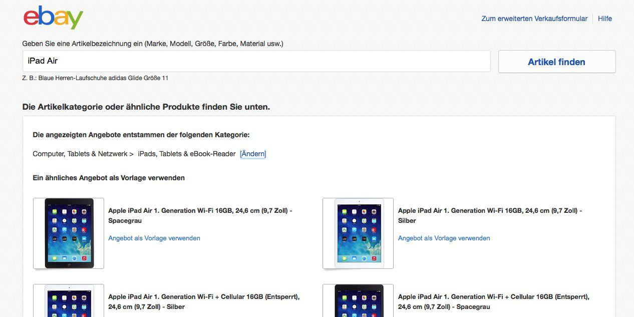 Ebay: Auf dem Weg zum Top-Verkauf - Macwelt