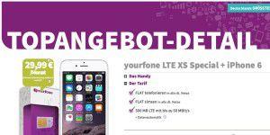 Yourfone: Top-Angebot hat einen Haken