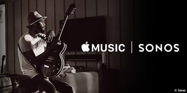 Apple Music bald in jedem Raum