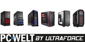 PC-WELT-PCs von Ultraforce mit 5 Jahren Garantie