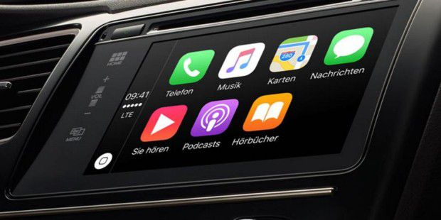 Apple Carplay im Test: Funktionen, Apps, Anbieter