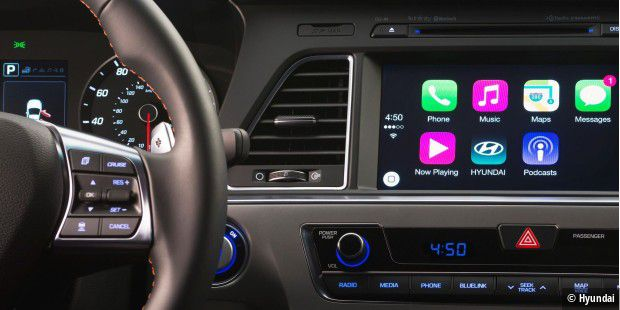 Carplay in immer mehr Autos