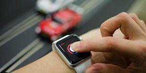 Watch Drive: Autorennen mit der Apple Watch