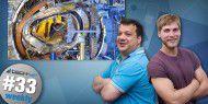 Ausblick auf Handy-Messe | Kernfusion mit Wasserstoff