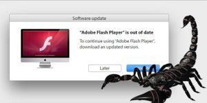 Intego warnt vor Scareware im Flash-Gewand