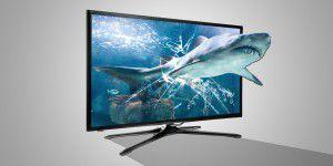 Hersteller reduzieren Produktion von 3D-Fernsehern