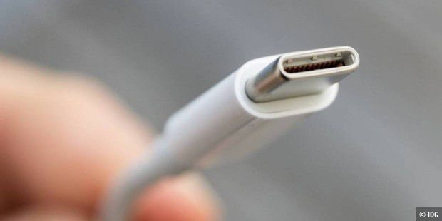 Apple tauscht defekte USB-C-Kabel um.