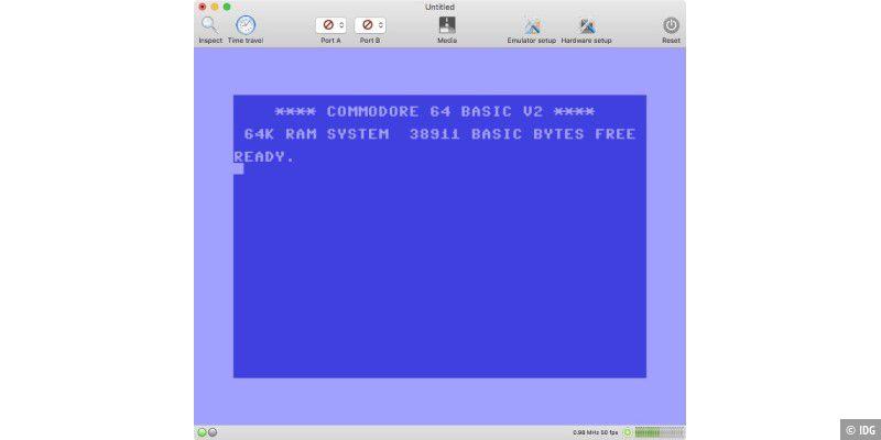 Commodore 64 Emulator For Mac