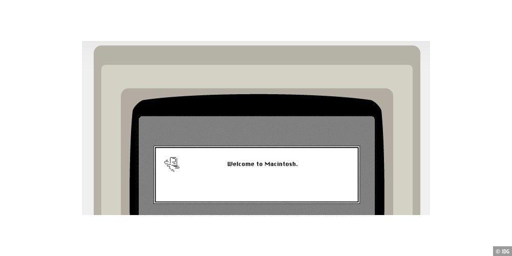 Wie der Mac früher war: Emulation von System 6 und 7