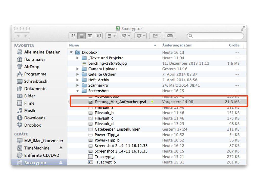 Datensicherheit mit OS X – Sandbox, Gatekeeper, Filevault - Macwelt