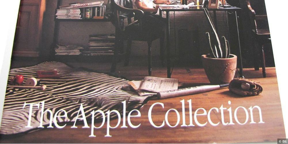 the apple collection apple mode aus den 80ern macwelt. Black Bedroom Furniture Sets. Home Design Ideas
