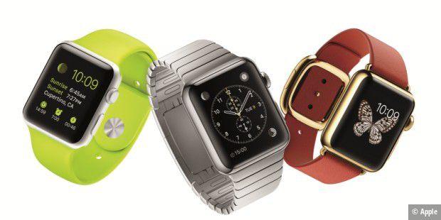 Apple Watch: Apple konnte Verkaufszahlen und Marktanteile steigern