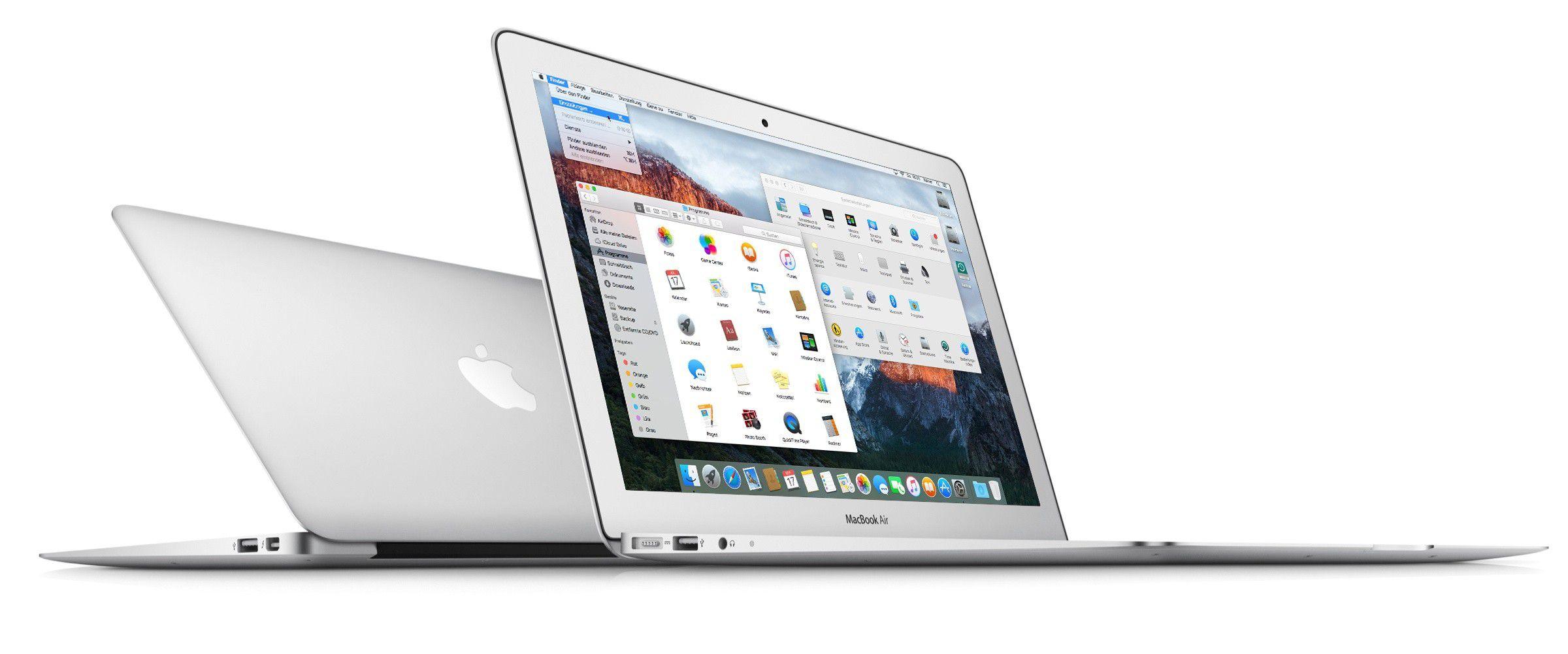 OS X 10.11 El Capitan - so erstellen Sie einen bootfähigen USB ...