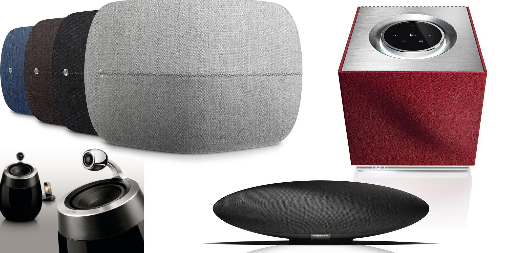 gro er test airplay lautsprecher macwelt. Black Bedroom Furniture Sets. Home Design Ideas