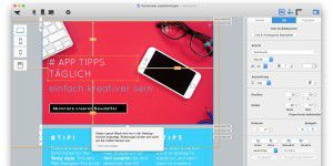 Test Mail Designer Pro 3: Professionelles E-Marketing