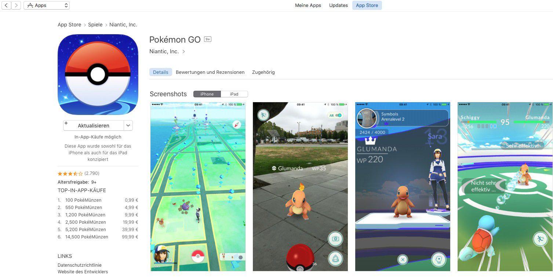 So Spielen Sie Pokémon Go Fragen Und Antworten Faq Macwelt