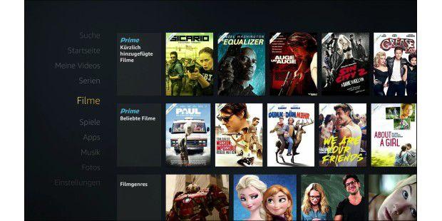 beste streamingbox apple tv vs amazon fire tv macwelt. Black Bedroom Furniture Sets. Home Design Ideas