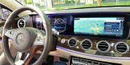 Riesiges Doppel-Display - Mercedes E-Klasse im Test