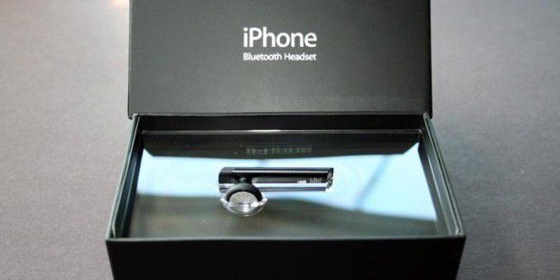 iPhone Bluetooth Headset (2007).