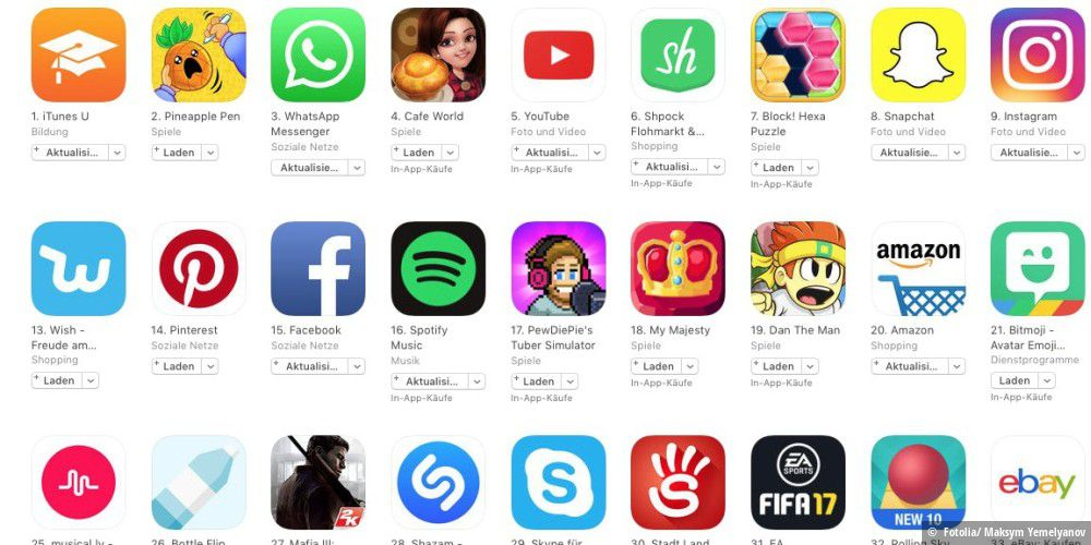 Gute Spiele Apps Android