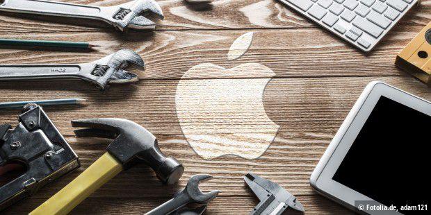 iphone und macbook reparieren garantie gew hrleistung oder selbst zahlen macwelt. Black Bedroom Furniture Sets. Home Design Ideas