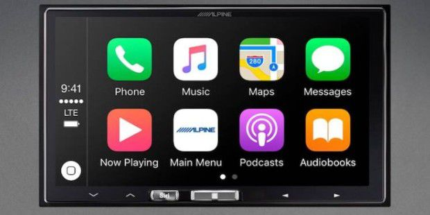 Alpine iLX-107: Wireless Carplay für 900 Dollar nachrüsten