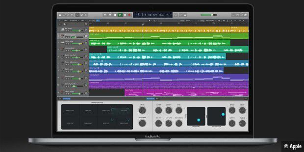 Logic Pro X 10 3 Vs Garageband Welche Mac Musik Software Ist Besser