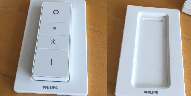 philips hue wireless dimming kit im test macwelt. Black Bedroom Furniture Sets. Home Design Ideas