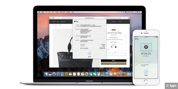 "Bisher nur Spekulation: Apples neues Transfer-System ""Apple Cash""?"