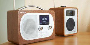 Digitales Radio in Perfektion: Ruark Audio und Pure