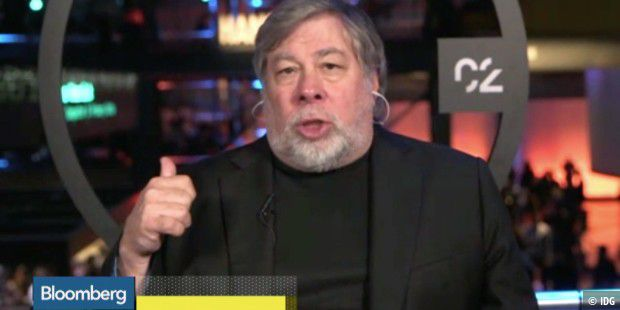 Steve Wozniak im Interview