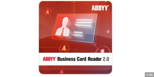 Abbyy Business Card Reader Kontaktdaten Via Iphone Auf Den