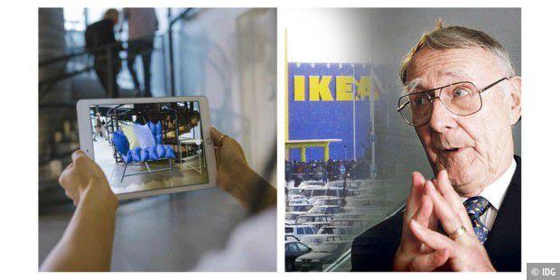 Ikea wird Apple-Partner für Augmented-Reality-Anwendungen