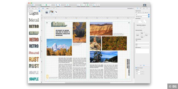 Swift Publisher 5 Layoutprogramm Mit Sinnvollen