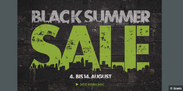 Black Summer Sale
