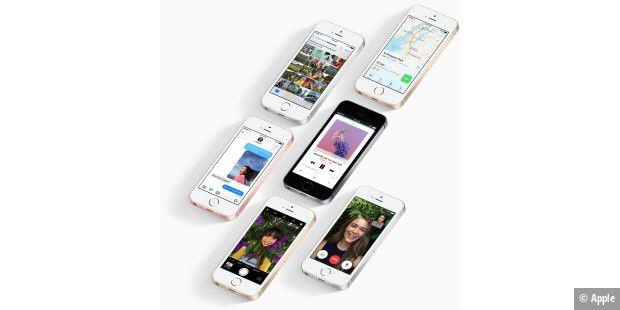 iphone se vs iphone 6 welches iphone kaufen macwelt. Black Bedroom Furniture Sets. Home Design Ideas
