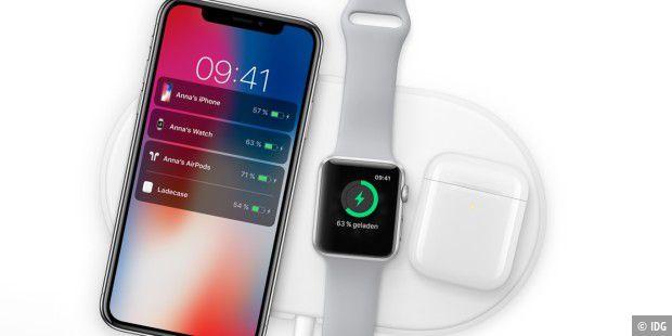 Dank AirPods, iPhone und AR: Apple