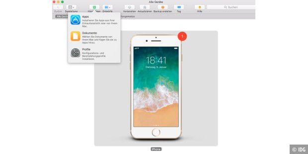 Apple Configurator: So verwalten Sie iOS-Apps ohne iTunes