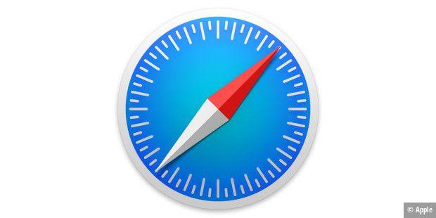Safari Suchmaschine