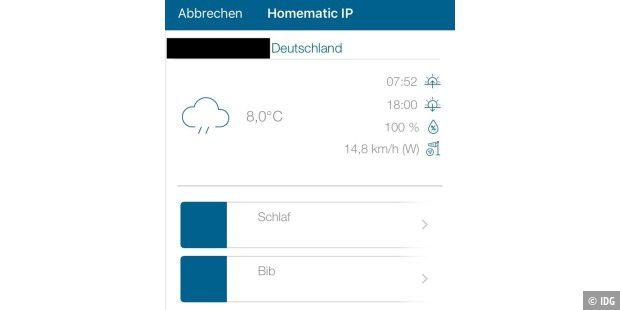 homematic ip test smart home mit app access point heiz thermostat rauchmelder macwelt. Black Bedroom Furniture Sets. Home Design Ideas