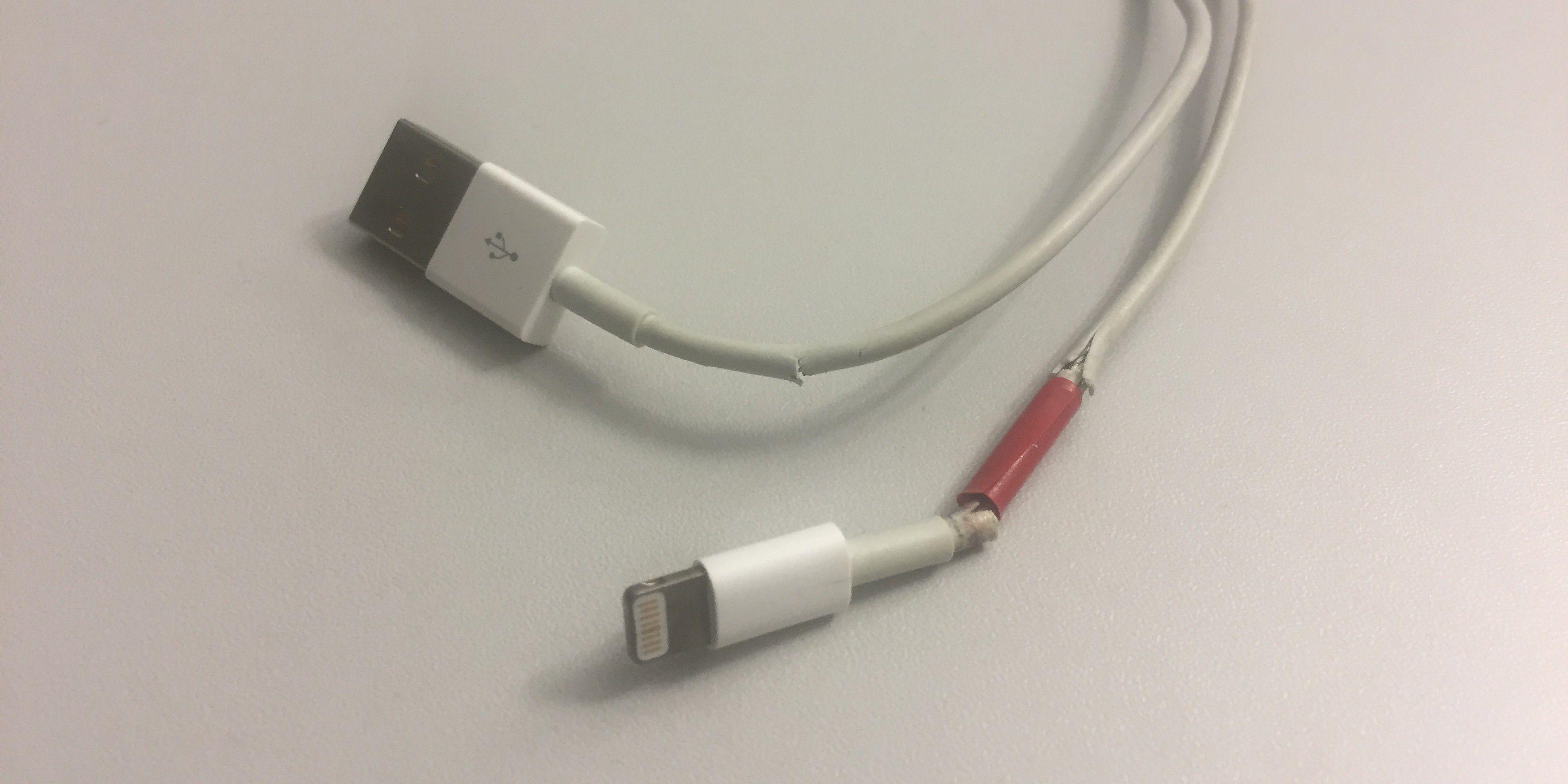 Ladekabel Aufbewahrung iphone ladekabel wie kabelbrüche und verbindungsproblem