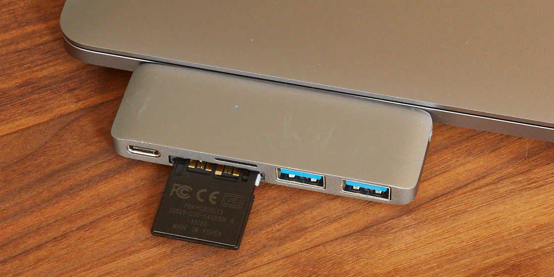 Macbook Pro: Zubehör für USB-C und Thunderbolt 3 – Teil 2 ...